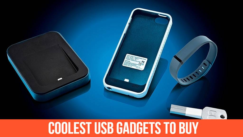 Coolest USB Gadgets to Buy