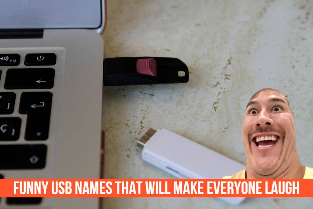 Read more about the article 40 Funny USB Names That Will Make Everyone Laugh