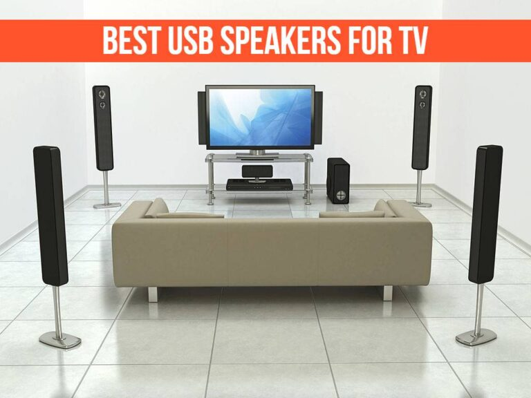 Read more about the article Best USB Speakers For TV Reviews
