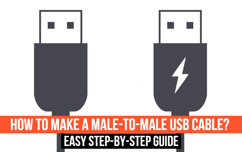 Read more about the article How To Make a Male-To-Male USB Cable? (Easy Step-by-Step Guide)