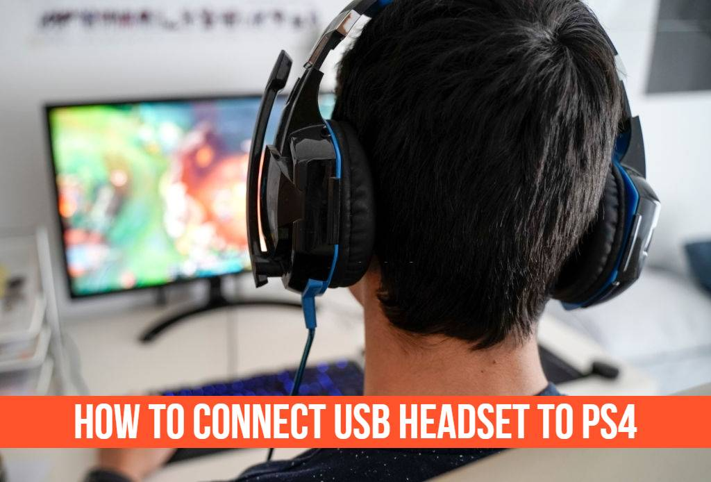 Read more about the article How to Connect USB headset to PS4